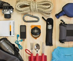 Going on hiking trips